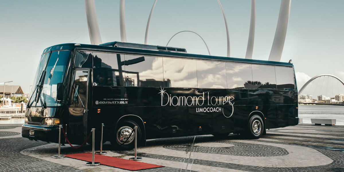 chrome perth party bus
