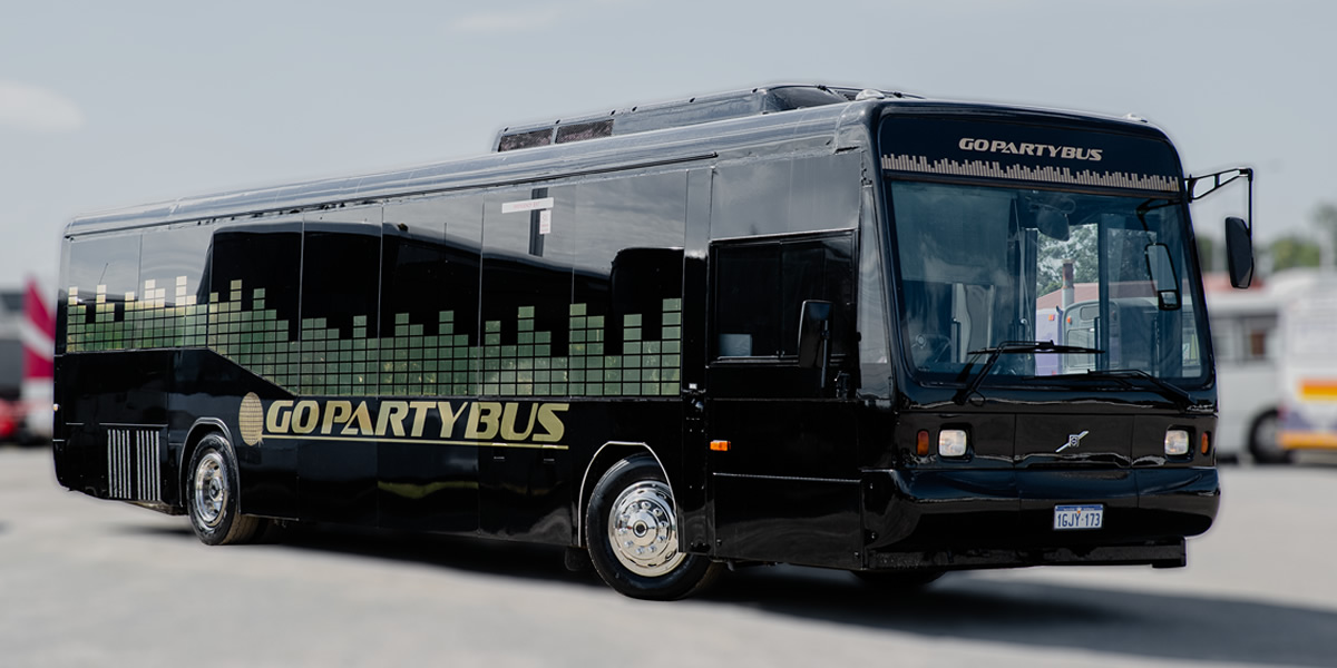 silver perth party bus 01