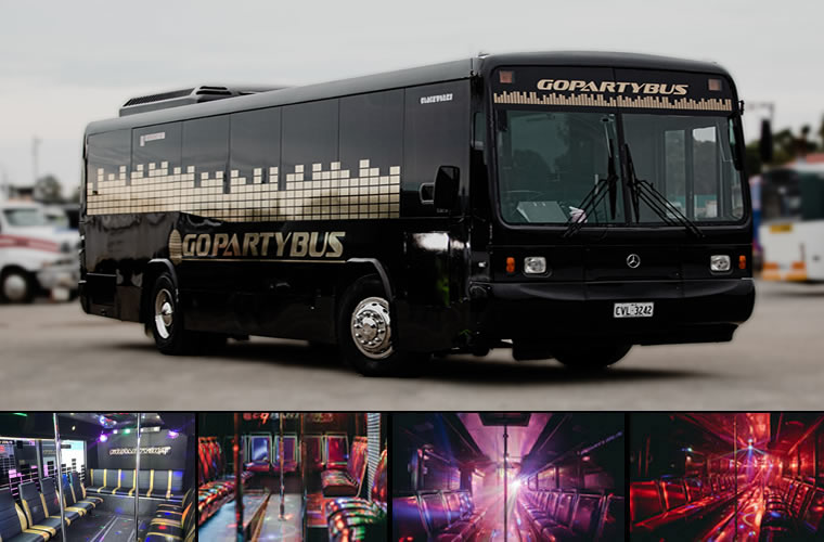 perth party bus hire