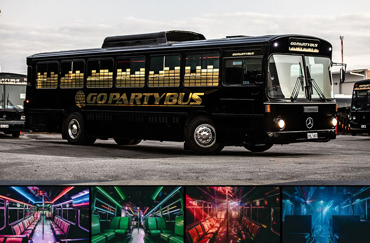 pub crawl bus hire perth